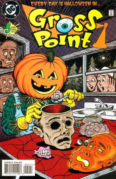 Sweet pumpkin revenge!