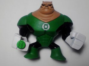 New Killowog Toy from Green Lantern line