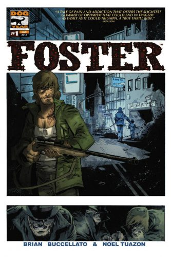 Foster cover