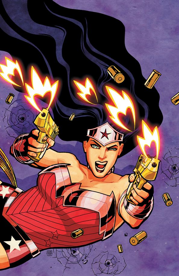 WONDER WOMAN 8 Cliff Chiang