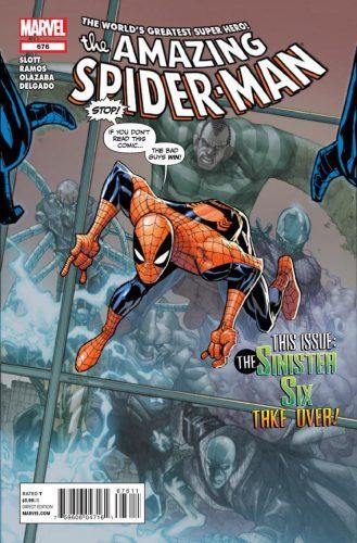 Amazing Spider-Man 676
