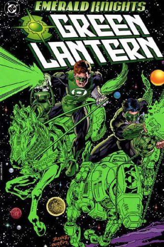 Green Lantern: Emerald Knights TPB