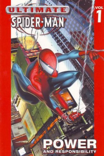 Ultimate Spider-Man TPB 1 Power and Responsibility