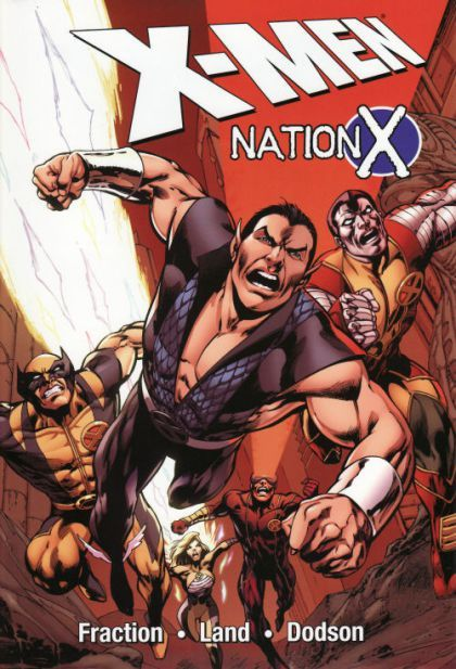 X-Men Nation X Hardcover
