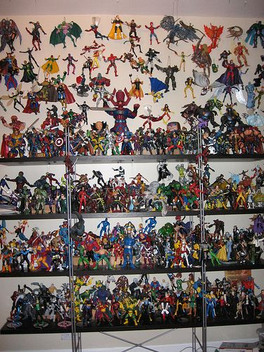 Action Figure Collection 1