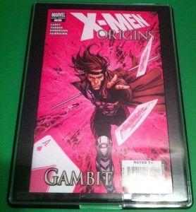 Gambit Comic Book Frame