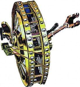 Jackson Weele The Big Wheel