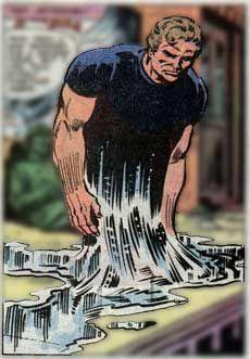 Morrie Bench Hydro-Man