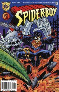 Spider-Boy #1 Mike Wieringo Cover