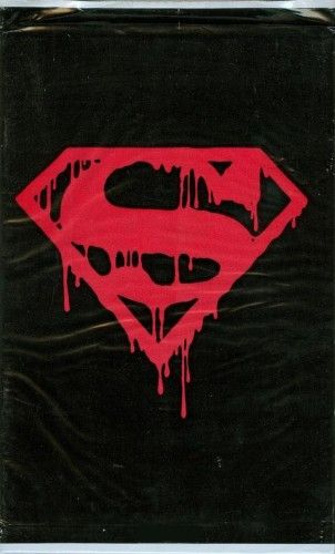 Superman #75 Polybagged Cover