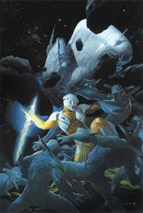 X-O Manowar #1 Esad Ribic Cover