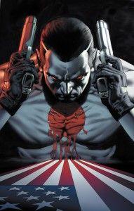 Bloodshot #1 Arturo Lozzi Cover