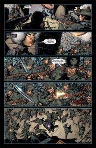 Harbinger Lettered Page #2
