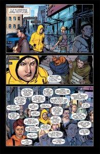 Harbinger Lettered Page #4