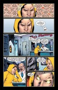 Harbinger Lettered Page #5