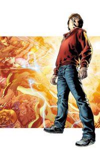 America's Got Powers #1 Bryan Hitch Cover