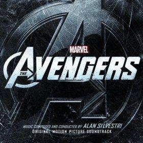 Avengers Soundtrack CD