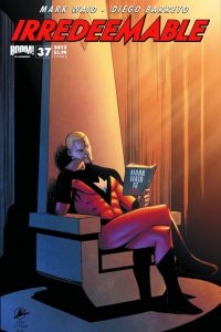 Irredeemable #37 Cover
