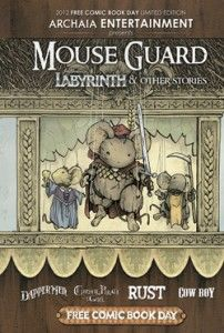 Mouse Guard Labyrinth & Other Stories