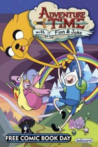 Peanuts Adventure Time Flip Book