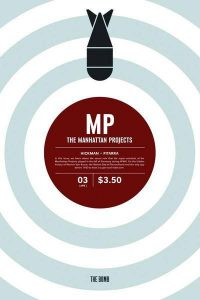 The Manhattan Projects 3 cover