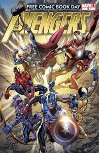 The Avengers #12.1