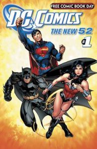 The New 52 #1