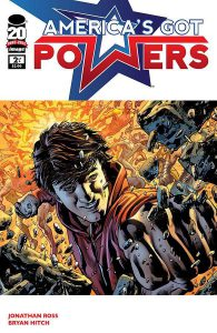 America's Got Powers 2 cover