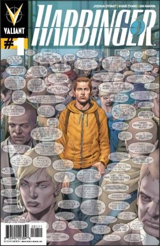 Harbinger #1 Cover