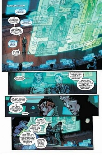 Hypernaturals #1 Page 22 Preview