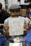 Rob Guillory, artist of CHEW