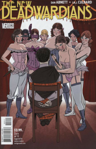 The New Deadwardians 3 Cover
