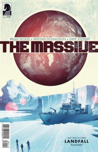 The Massive 1 Cover