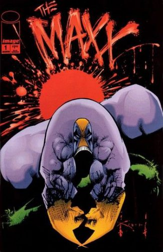 The Maxx #1 Cover