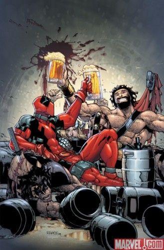 Deadpool Cheers