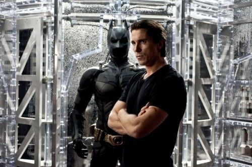 Chistian Bale, Batman