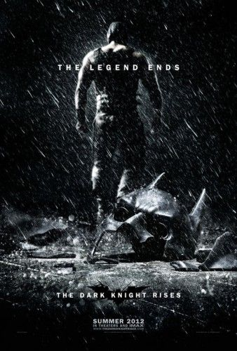 Dark Kight Rises Movie Poster