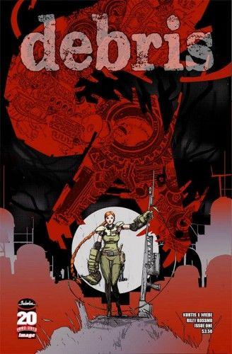 Debris #1 Cover