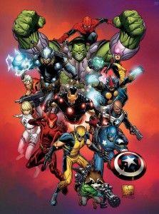 Marvel NOW! Superhero Group