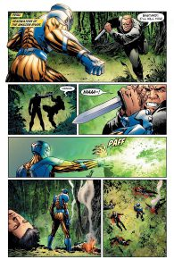 X-O Preview Page #1