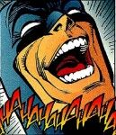 batman laughing