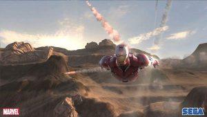 Iron Man 2 video game