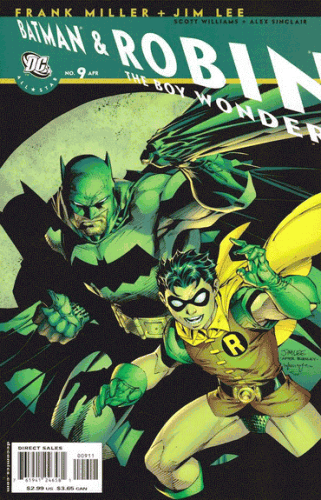 All Star Batman & Robin #9