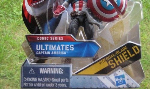 Captain America Comic Series Name
