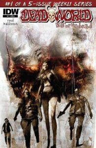 Deadworld War of the Dead #1