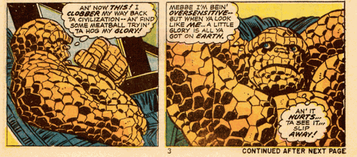 Marvel Two-In-One #1 Panel 3