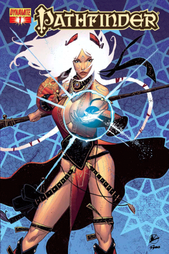 Pathfinder #1 Cover