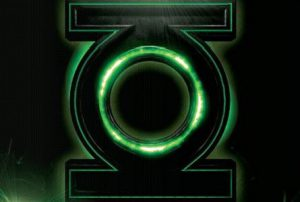 Green Lantern Movie Logo