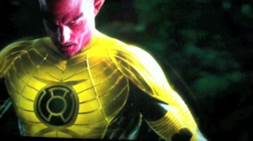 Sinestro Yellow Lantern