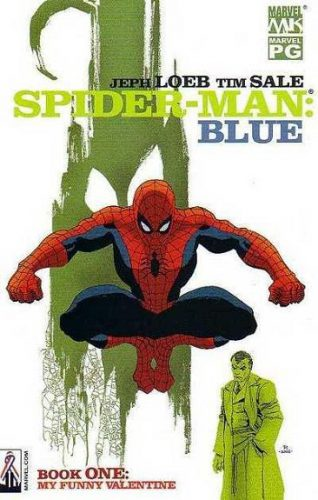 Spider-Man Blue #1
